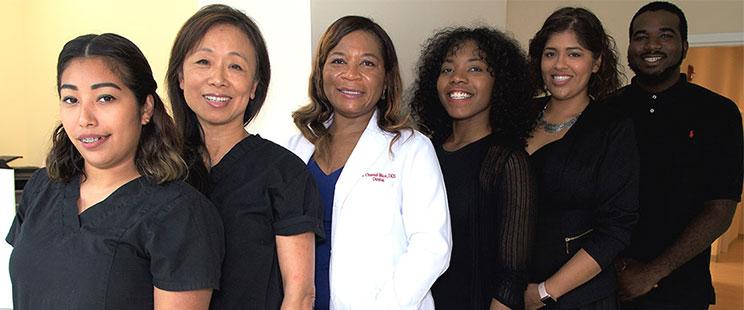 dental team at Artistic Family Dentistry